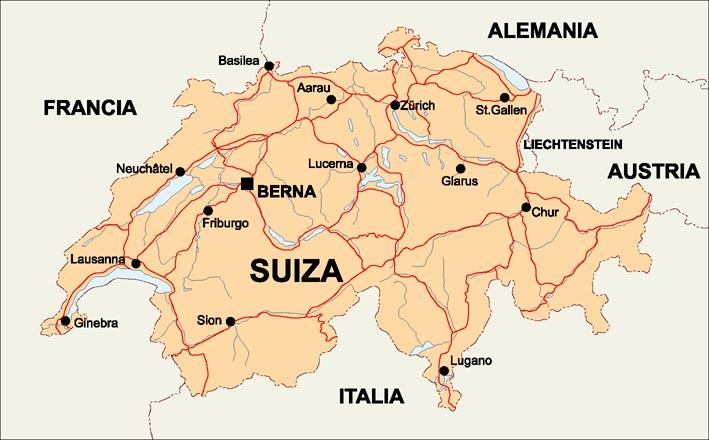 Suiza sigue al tope de ranking competitividad mundial