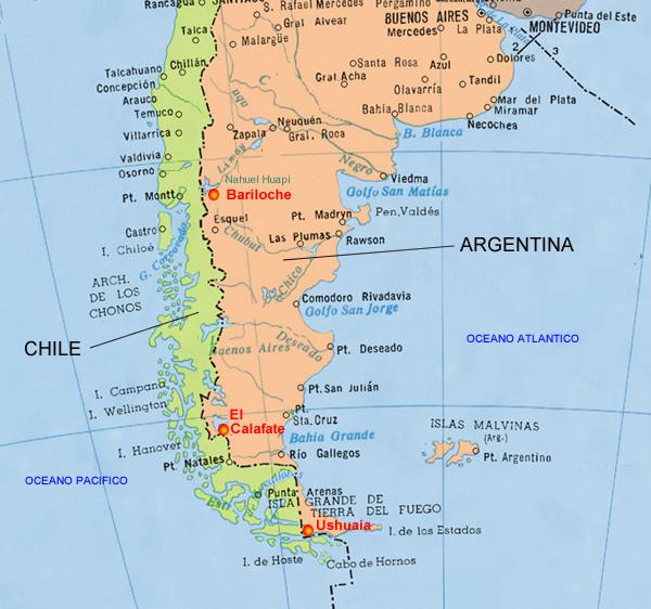 Batista Viajes Ushuaia Y El Calafate